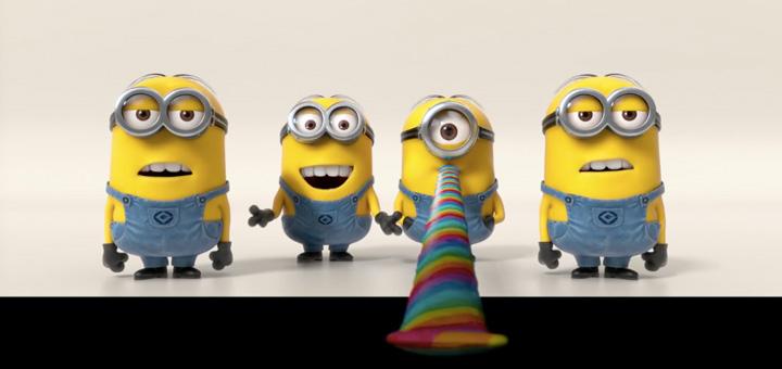 Ich einfach Unverbesserlich 2 Trailer Minions Banana Song